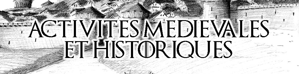 Découvrez en quelques mots ce que nous proposons pour votre fête médiévale ou autres.